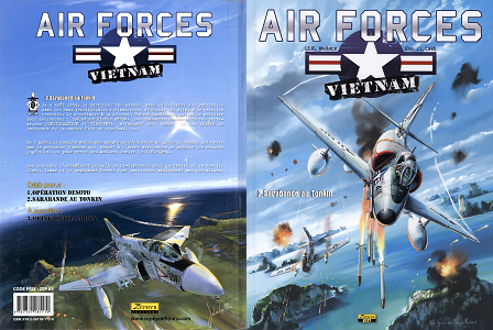 Air Forces Vietnam - Tome 2 - Sarabande au Tonkin