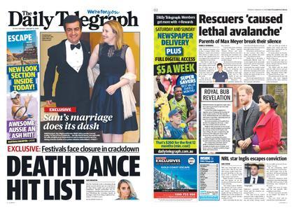 The Daily Telegraph (Sydney) – January 15, 2019