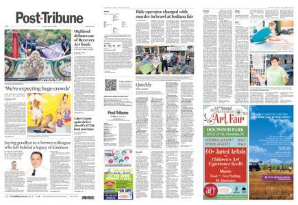 Post-Tribune – August 06, 2021