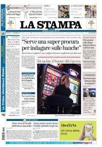 La Stampa Imperia e Sanremo - 19 Novembre 2017