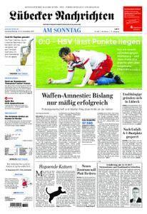 Lübecker Nachrichten Ostholstein Süd - 10. Dezember 2017