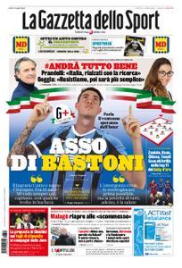 La Gazzetta dello Sport Roma – 27 marzo 2020