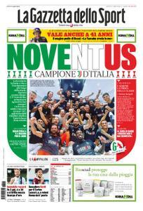 La Gazzetta dello Sport Roma – 27 luglio 2020