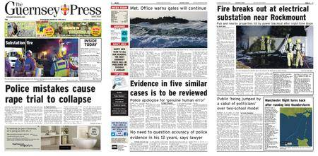 The Guernsey Press – 30 December 2017
