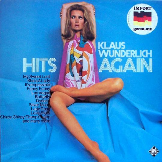Klaus Wunderlich - Hits Again (1971)