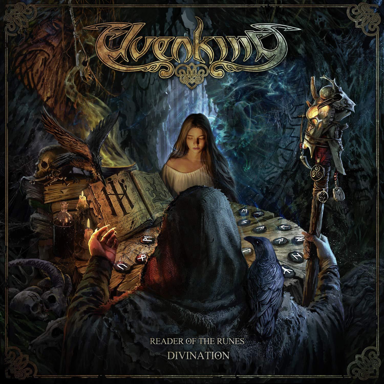 Elvenking - Reader of the Runes - Divination (2019)