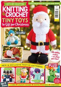 Let's Get Crafting Knitting & Crochet - Issue 134 - September 2021
