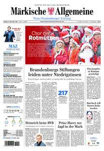 Neue Oranienburger Zeitung - 11. Dezember 2017