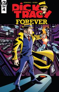 Dick Tracy Forever 004 2019 digital Knight Ripper