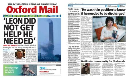 Oxford Mail – February 10, 2020