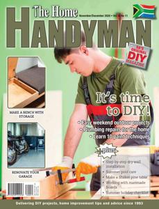 The Home Handyman - November/December 2020