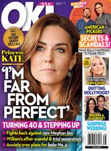 OK! Magazine USA - September 20, 2021
