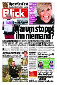 Blick – 01. Dezember 2018