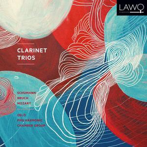 Oslo Philharmonic Chamber Group - Clarinet Trios - Schumann; Bruch; Mozart (2019) [24-192]