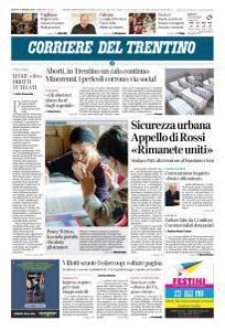 Corriere del Trentino - 26 Maggio 2018