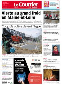 Le Courrier de l'Ouest Angers – 10 février 2021