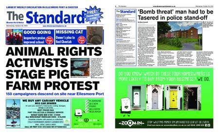 The Standard South Wirral Ellesmere Port – October 30, 2019