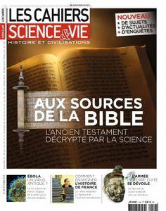 Les Cahiers de Science & Vie - octobre 2015