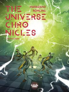 The Universe Chronicles 01-Alpha Cygna Europe Comics 2020
