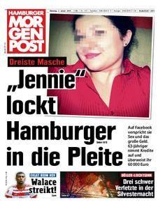 Hamburger Morgenpost - 02. Januar 2018