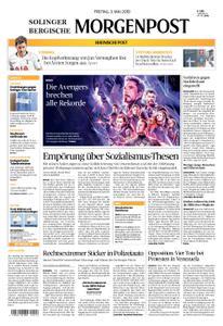 Solinger Morgenpost – 03. Mai 2019