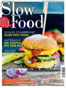 Slow Food Magazin - August-September 2021