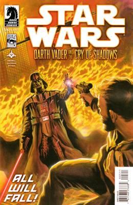 Star Wars - Darth Vader And The Cry Of Shadows 1-5