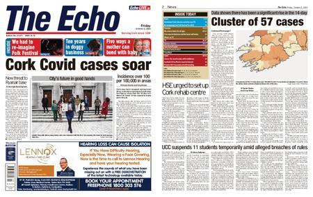 Evening Echo – October 02, 2020
