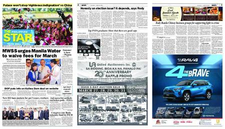 The Philippine Star – Marso 23, 2019