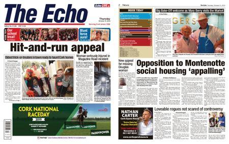 Evening Echo – October 31, 2019