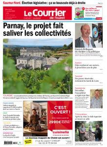 Le Courrier de l'Ouest Cholet – 01 juillet 2020