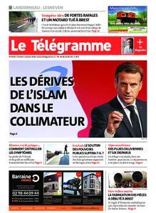 Le Télégramme Landerneau - Lesneven – 03 octobre 2020