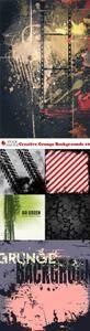 Vectors - Creative Grunge Backgrounds 10