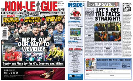 The Non-league Football Paper – March 24, 2019