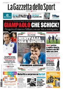 La Gazzetta dello Sport Roma – 20 giugno 2019