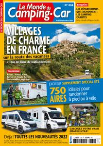 Le Monde du Camping-Car - août 2021