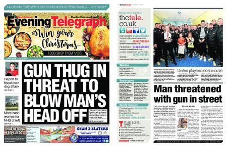 Evening Telegraph First Edition – December 13, 2017