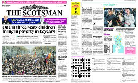 The Scotsman – March 26, 2018