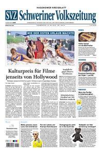Schweriner Volkszeitung Hagenower Kreisblatt - 18. Juli 2019