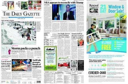 The Daily Gazette – March 03, 2018