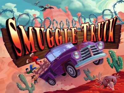 Smuggle Truck 1.5 (Mac Os X)