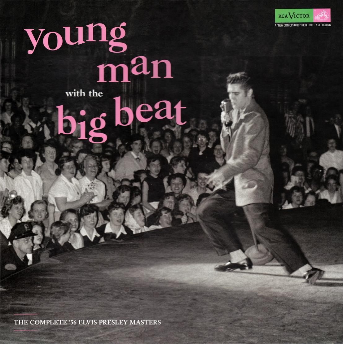 Elvis Presley - Young Man With The Big Beat. The Complete '56 Elvis Presley Masters (2011) [55th Anniversary 5CD BoxSet] {RCA}