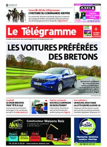 Le Télégramme Brest – 15 février 2021