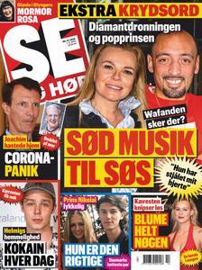 SE og HØR – 01. april 2020