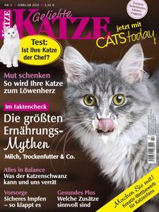 Geliebte Katze - February 2021