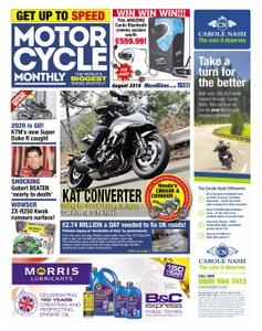 Motor Cycle Monthly – August 2019