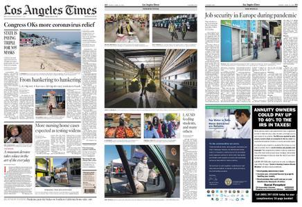 Los Angeles Times – April 24, 2020