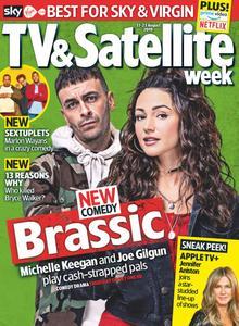 TV & Satellite Week - 17 August 2019
