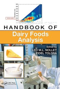Handbook of Dairy Foods Analysis (repost)