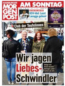 Hamburger Morgenpost - 14 April 2019